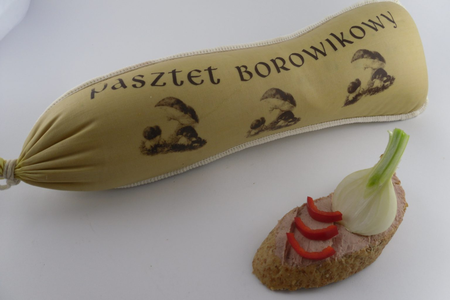 pasztet-borowikowy